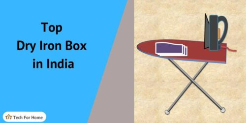 Top 10 Dry Iron Box in India