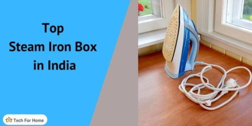 Top 10 Steam Iron Box in India