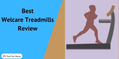 Top 3 Best Welcare Treadmill Review for Home Use