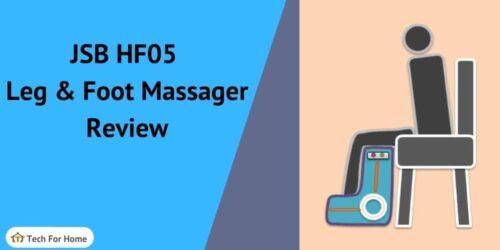 Best JSB HF05 Leg and Foot Massager Review