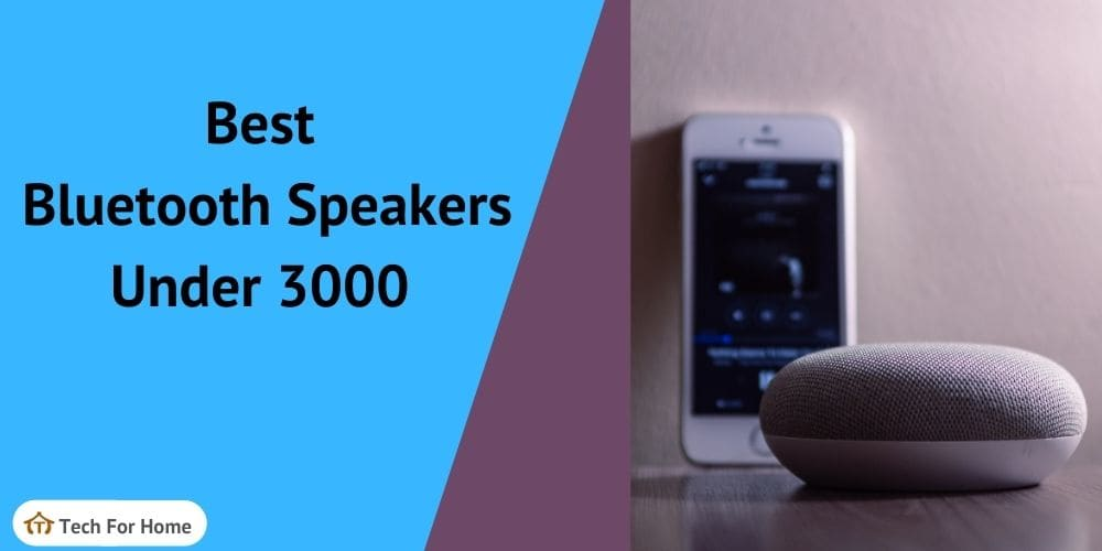Best Portable Bluetooth Speakers Under 3000 in India